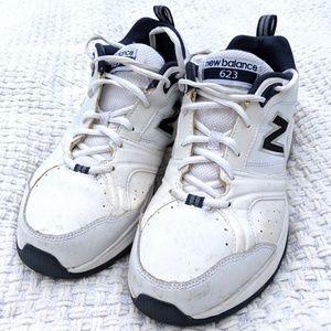 New Balance | MX623WN2 White Casual Comfort Shoe